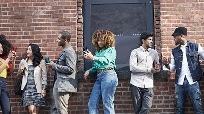 Góc rộng 77 độ trên điện thoại Samsung Galaxy A20s.