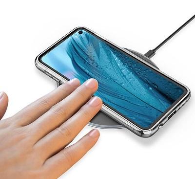 Hổ trợ sạc không dây trên Samsung Galaxy S10
