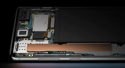 Hiệu năng mạnh mẽ trên điện thoại Samsung Galaxy S10.