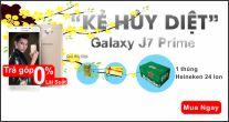 Mua samsung galaxy J7 prime, samsung galaxy a510 nhận ngay thùng bia heineken
