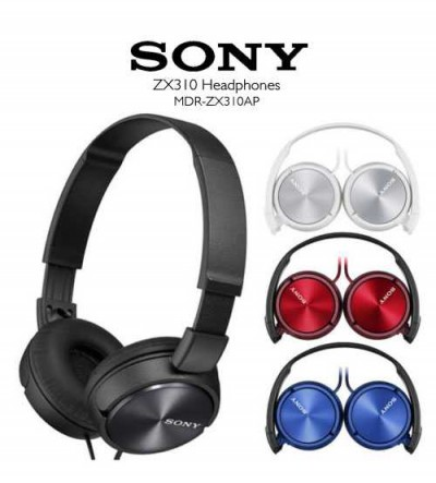 Tai nghe Sony MDR-ZX310AP.