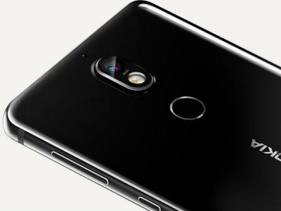 Nokia 7 có cấu hình khá mạnh mẽ và tăng khả năng chống nước