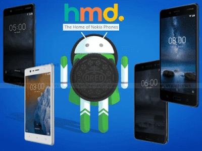 Nokia 3 được cập nhật lên thẳng Android 8.0 Oreo