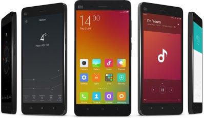 Các mẫu điện thoại Xiaomi ra mắt năm nay được người dùng chào đón