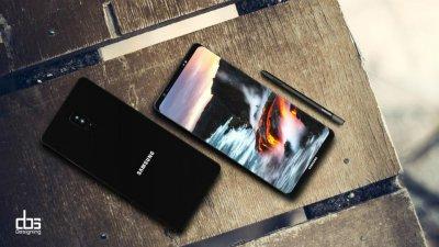 Những cải tiến mới trên Galaxy Note 9 trong thời gian tới