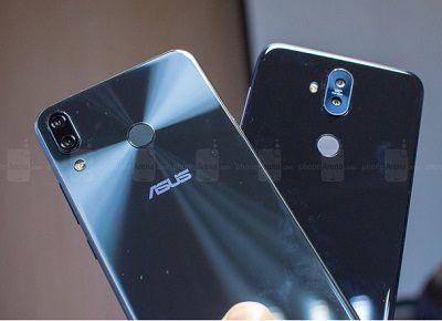 Asus Zenfone 5 lite và Asus Zenfone 5
