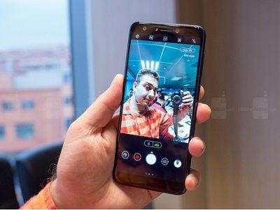 Camera selfie của Asus Zenfone 5 Lite