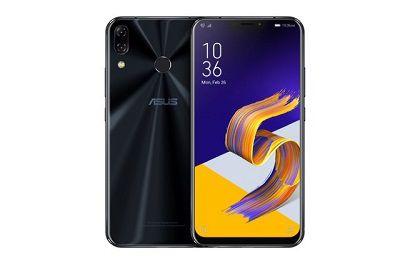 Asus Zenfone 5 với màn hình khá lớn và cạnh viền siêu mỏng