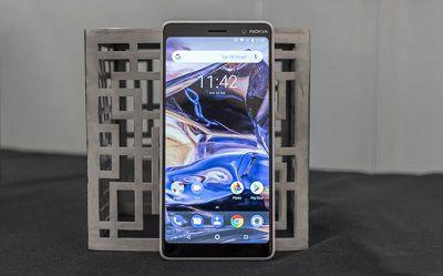 Nokia 7 Plus chính thức ra mắt.