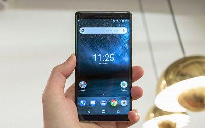 Nokia 8 Sirocco chính thức ra mắt.