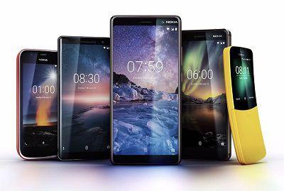 Nokia 8 Sirocco và Nokia 7 Plus chính thức ra mắt