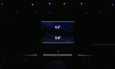 Kích thước màn hình dành cho bộ đôi Samsung Galaxy S9 và S9+ là 5.8 inch và 6.2 inch