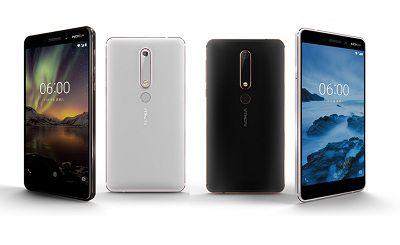 Điện thoại Nokia 6 2018
