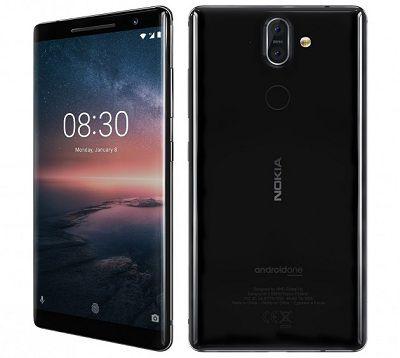 Điện thoại Nokia 8 Sicorro