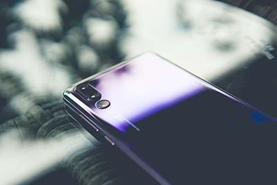 Hình ảnh Huawei P20 Pro cực kì bắt mắt
