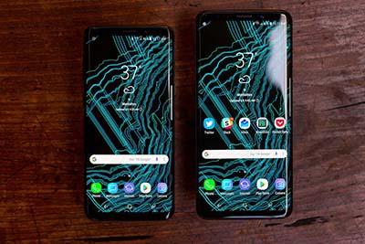 Samsung S9/S9+ với hình ảnh bắt mắt