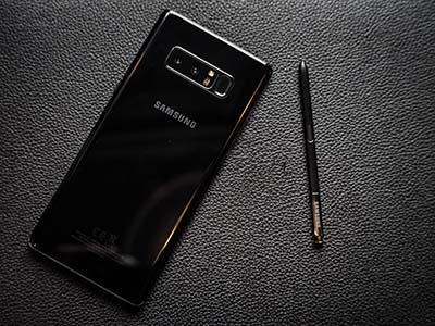 Samsung Galaxy Note 8 năm 2018