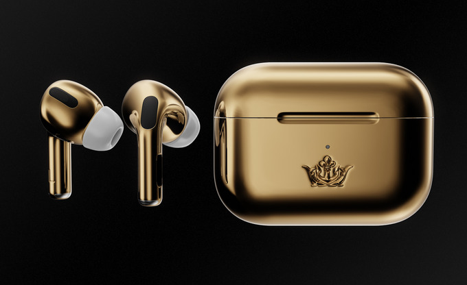 AirPods Pro Gold