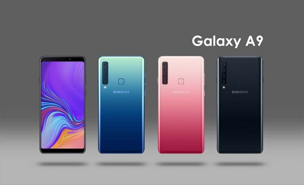 Ưu đãi cực HOT khi mua Samsung Galaxy A9 2018