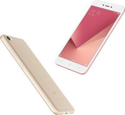 Xiaomi Redmi Note 5A Prime với những đường viền cong mềm mại