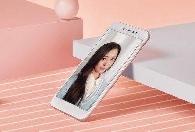 Xiaomi Redmi Note 5A Prime với camera selfie cực nét