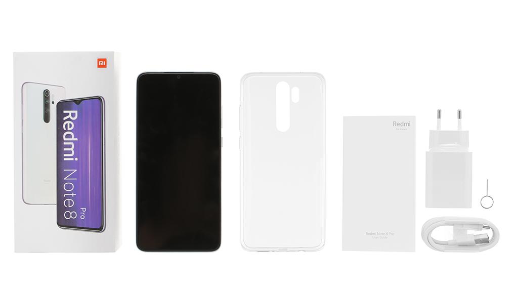 Khui Hộp Xiaomi Redmi Note 8