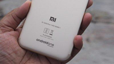 Android One được sử dụng trên Mi A1