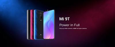 Điện thoại Xiaomi Mi 9T