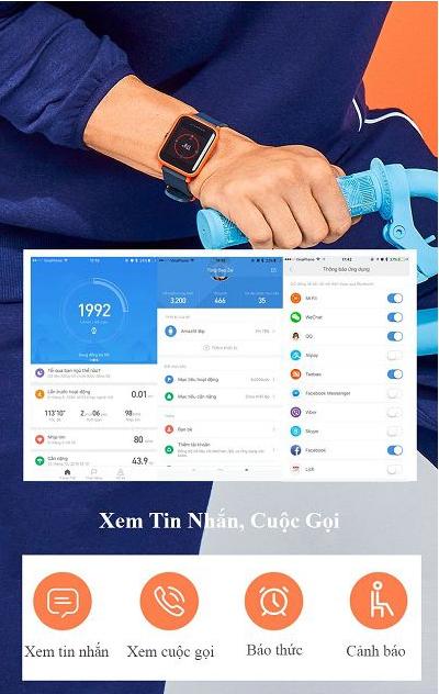 Smartwatch Xiaomi Amazfit Bip