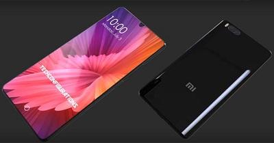 Xiaomi Mi 7 được thiết kế với nút Home trong màn hình.