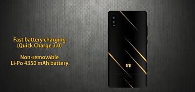 Xiaomi Mi 7 với dung lượng pin cực khủng.