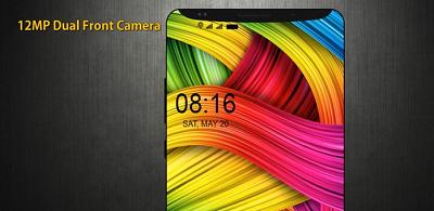 Xiaomi Mi7 với camera trước được hổ trợ chụp Wiki.