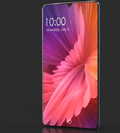 Xiaomi Mi 7 sử dụng màn hình OLED cực nét.
