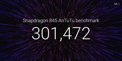 Điểm test trên AnTuTu Benchmark của Mi 8