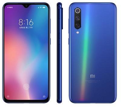 Tổng quan thiết kế của điện thoại Xiaomi Mi 9