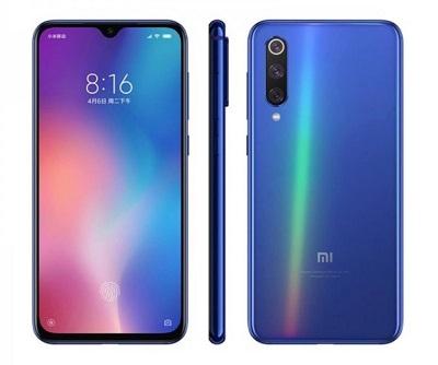 Tổng quan thiết kế chung của điện thoại Xiaomi Mi 9 SE