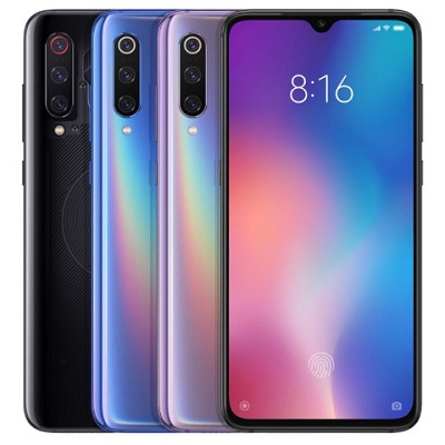 Với 3 màu sắc khác biệt trên điện thoại Xiaomi Mi 9 SE