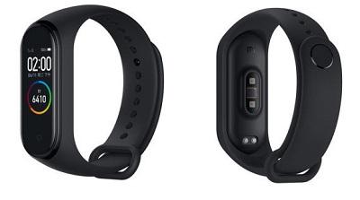 Tổng quan thiết kế chung của vòng đeo tay Xiaomi Mi Band 4