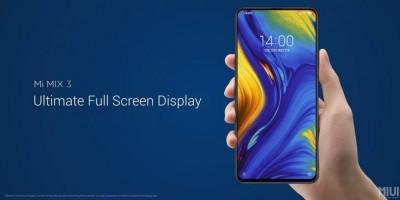 Màn hình Fullview cùng với độ phân giải Full HD+ giúp cho màn hình Xiaomi Mi Mix 3 hiển thị tốt