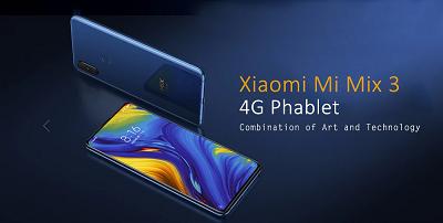 Điện thoại Xiaomi Mi Mix 3 - Sự kết hợp giữa nghệ thuật và công nghệ