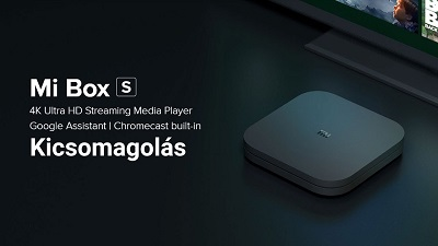 Android Tivi Xiaomi MiBox S 4K