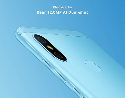 Điện thoại Xiaomi Redmi 6