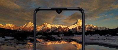 Công nghệ màn hình O-Infinity mới nhất trên điện thoại Xiaomi Redmi 7