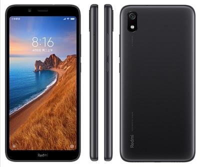 Tổng quan thiết kế chung của điện thoại Xiaomi Redmi 7A
