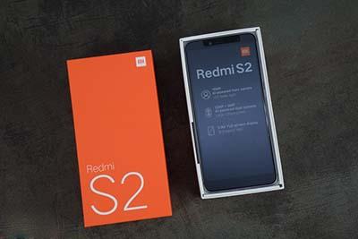 Mở hộp sản phẩm Xiaomi Redmi S2