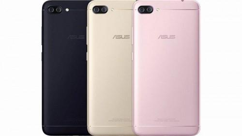 Thiết kế Asus ZenFone 4 Max Pro ZC554KL