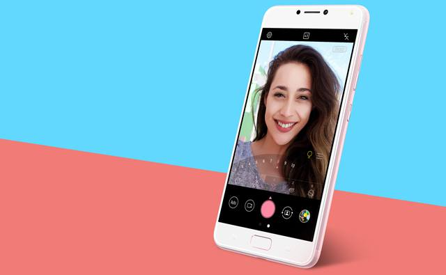 Selfie cực đỉnh với Asus ZenFone 4 Max Pro
