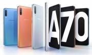 Samsung ra mắt Galaxy A70: Màn hình 6,7 inch, 20:9, camera 32MP