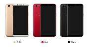 OPPO F5 ra mắt: màn hình 6 inch tỉ lệ 18:9, camera Selfie 20MP với AI