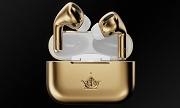 Cặp tai phone AirPods Pro mạ vàng giá 1,5 tỷ đồng